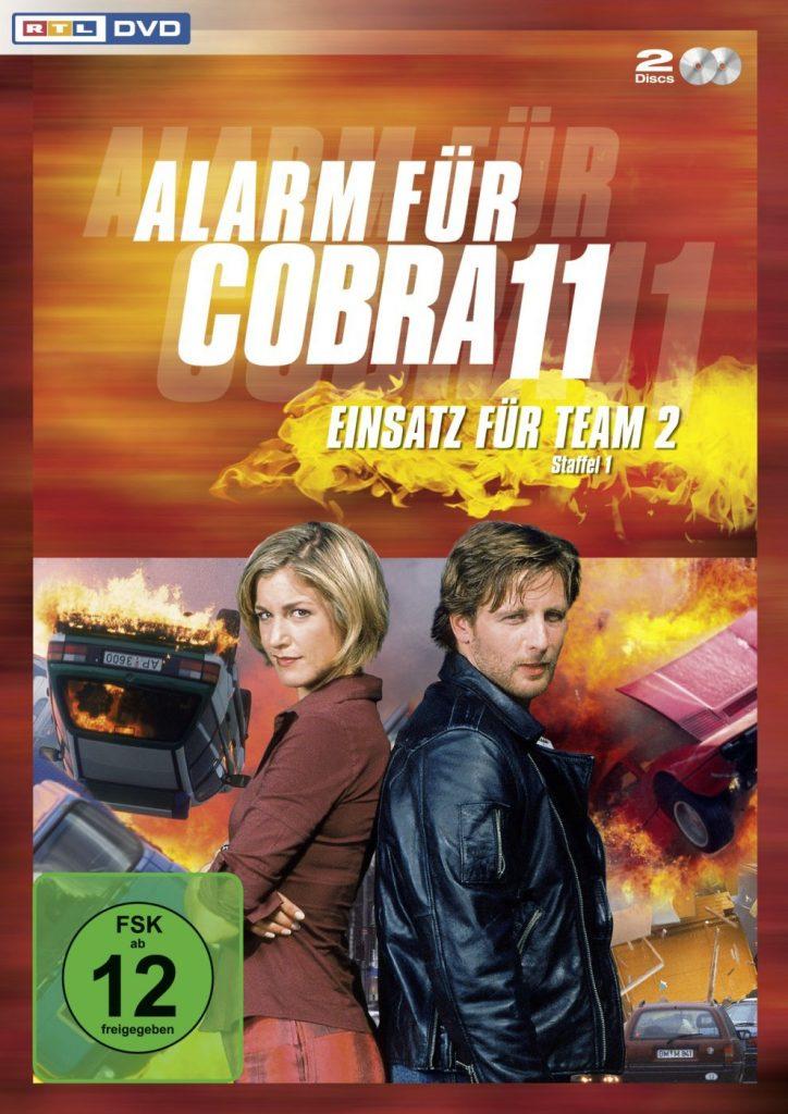 Einsatz für Team 2 Staffel 1 DVD