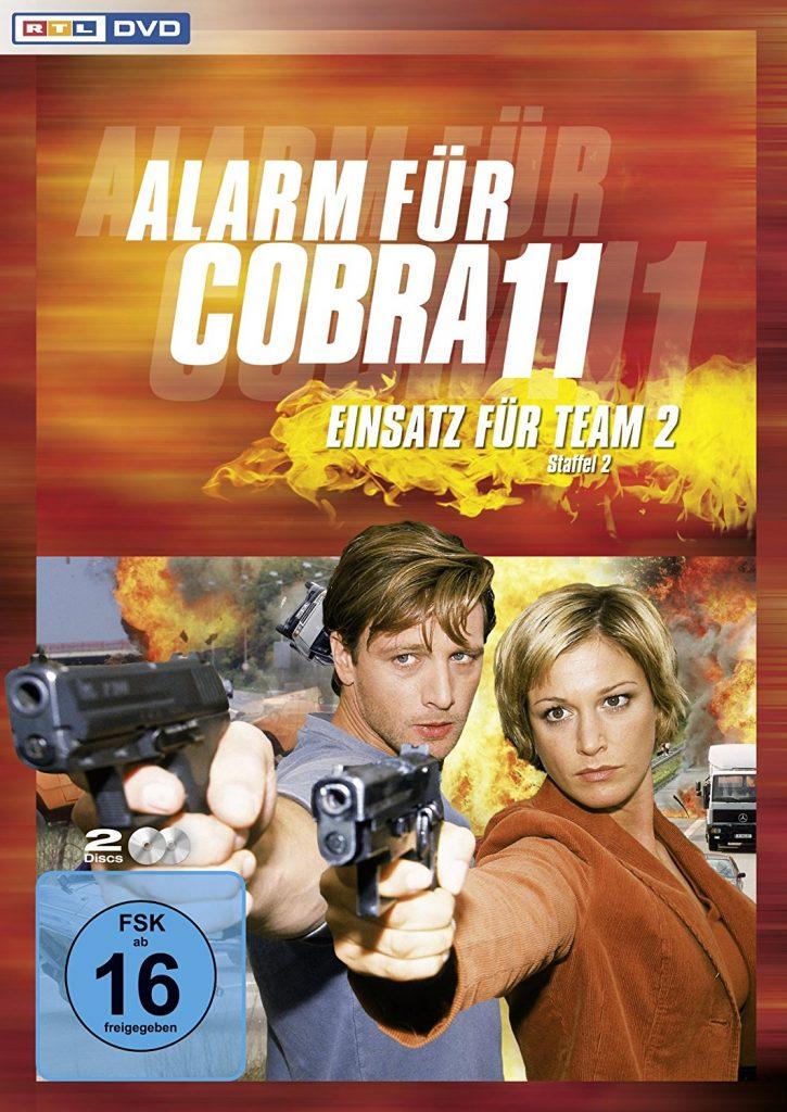 Einsatz für Team 2 Staffel 2 DVD