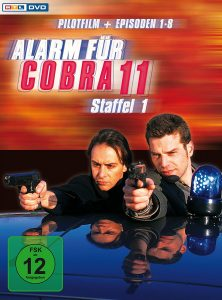 Staffel 1 DVD