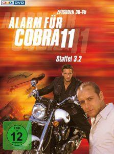 Staffel 3.2 DVD