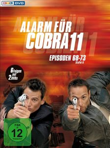 Staffel 8 DVD