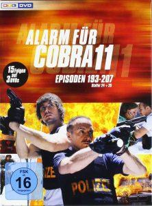 Staffeln 24 & 25 DVD