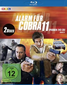 Staffel 31 BluRay Disc
