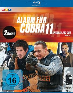 Staffel 32 BluRay Disc