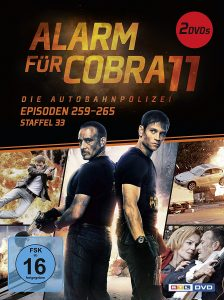 Staffel 33 DVD