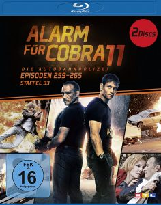 Staffel 33 BluRay Disc