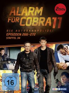 Staffel 34 DVD