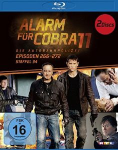 Staffel 34 BluRay Disc
