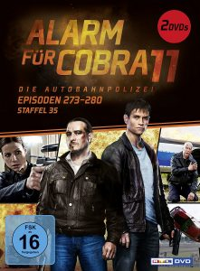 Staffel 35 DVD
