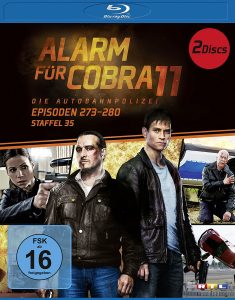 Staffel 35 BluRay Disc