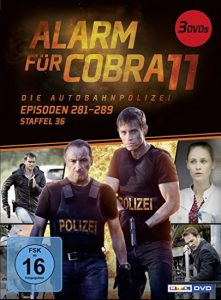 Staffel 36 DVD
