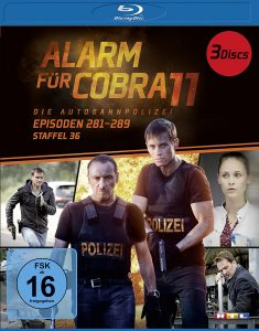 Staffel 36 BluRay Disc