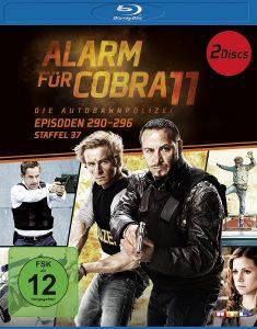 Staffel 37 BluRay Disc