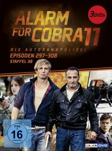 Staffel 38 DVD