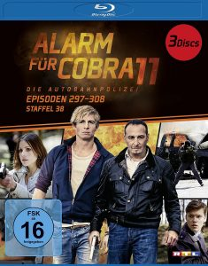 Staffel 38 BluRay Disc
