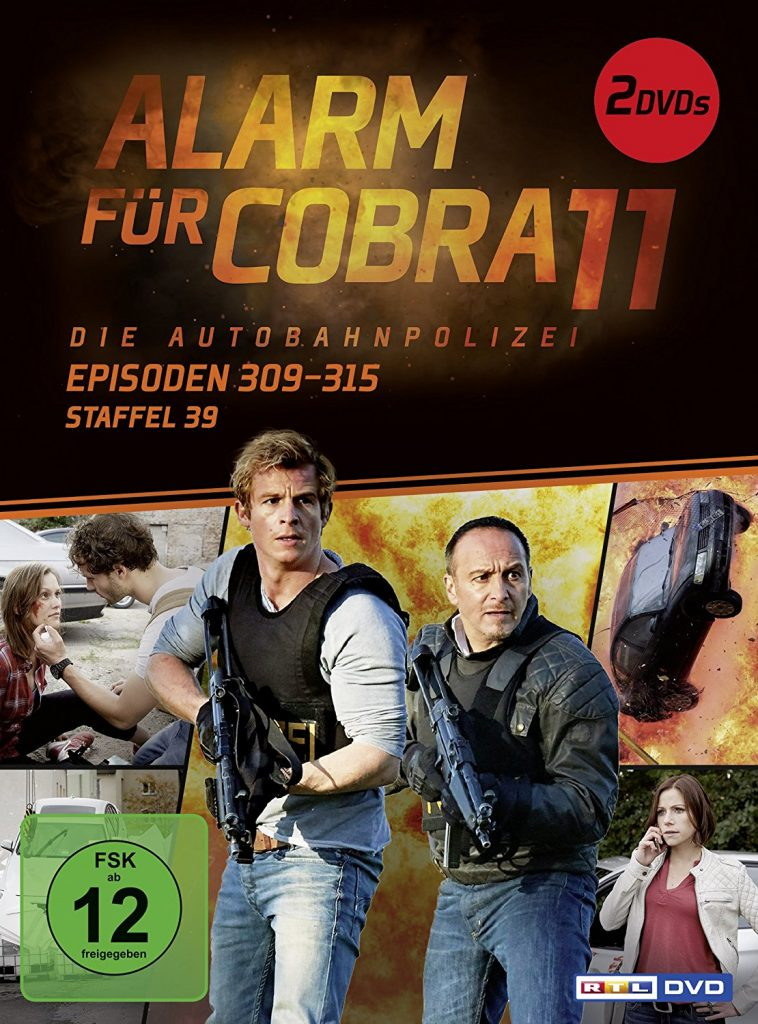 Staffel 39 DVD