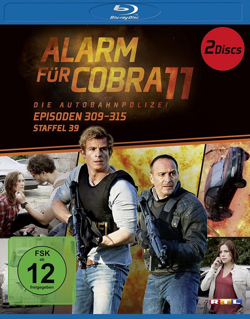 Staffel 39 BluRay Disc