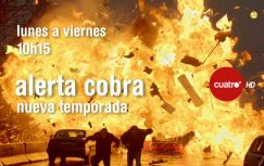 Alerta Cobra: Nueva Temporada de Lunes a Viernes a las 10:15h en Cuatro HD