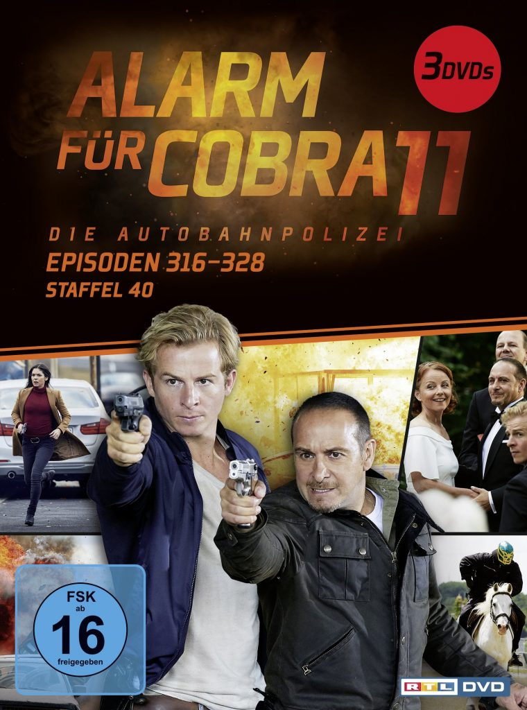 Staffel 40 DVD