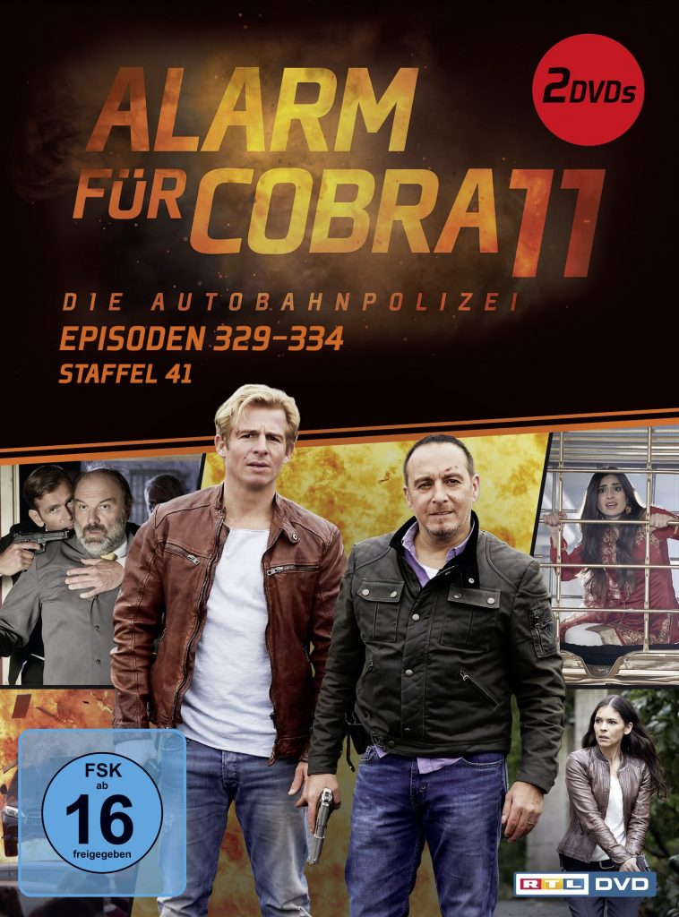 Staffel 41 DVD