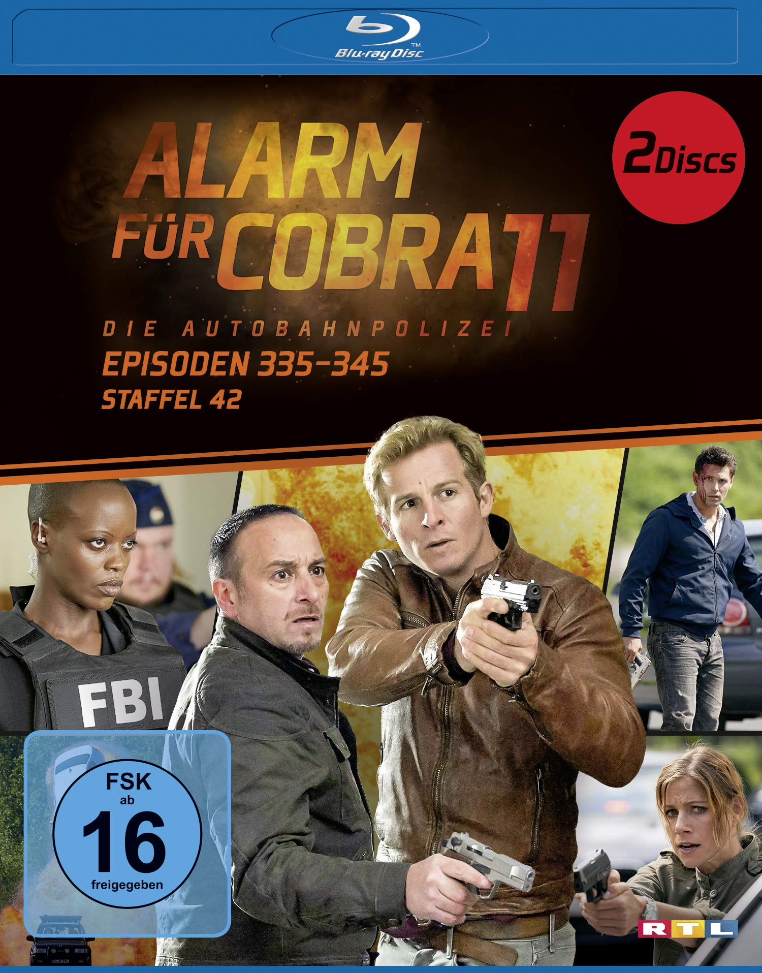 Staffel 42 BluRay Disc