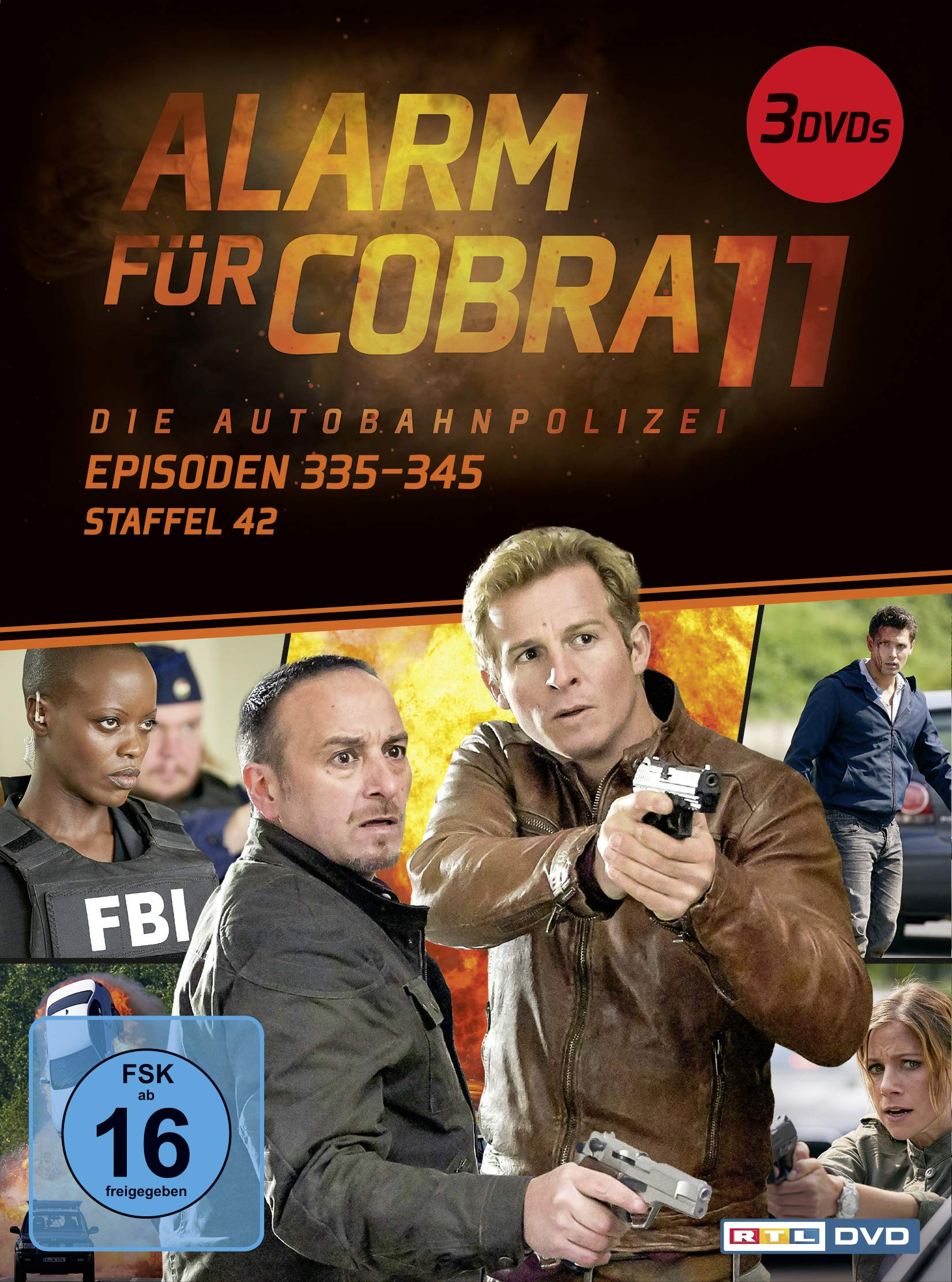 Staffel 42 DVD