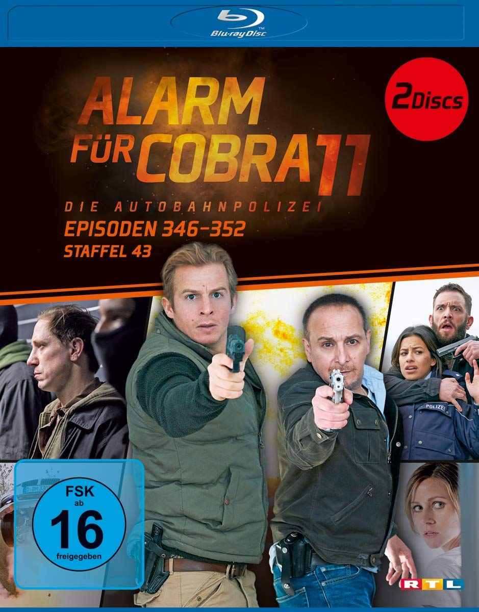 Staffel 43 BluRay Disc