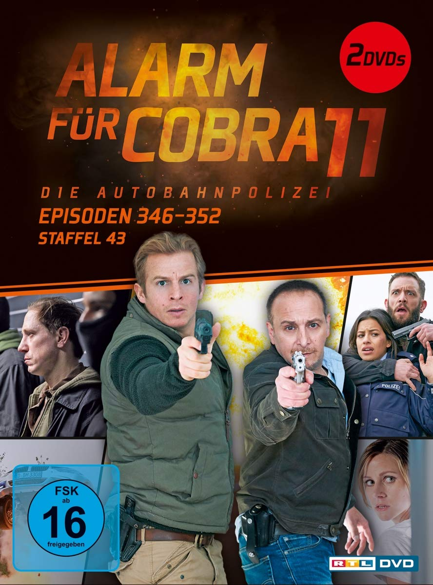 Staffel 43 DVD