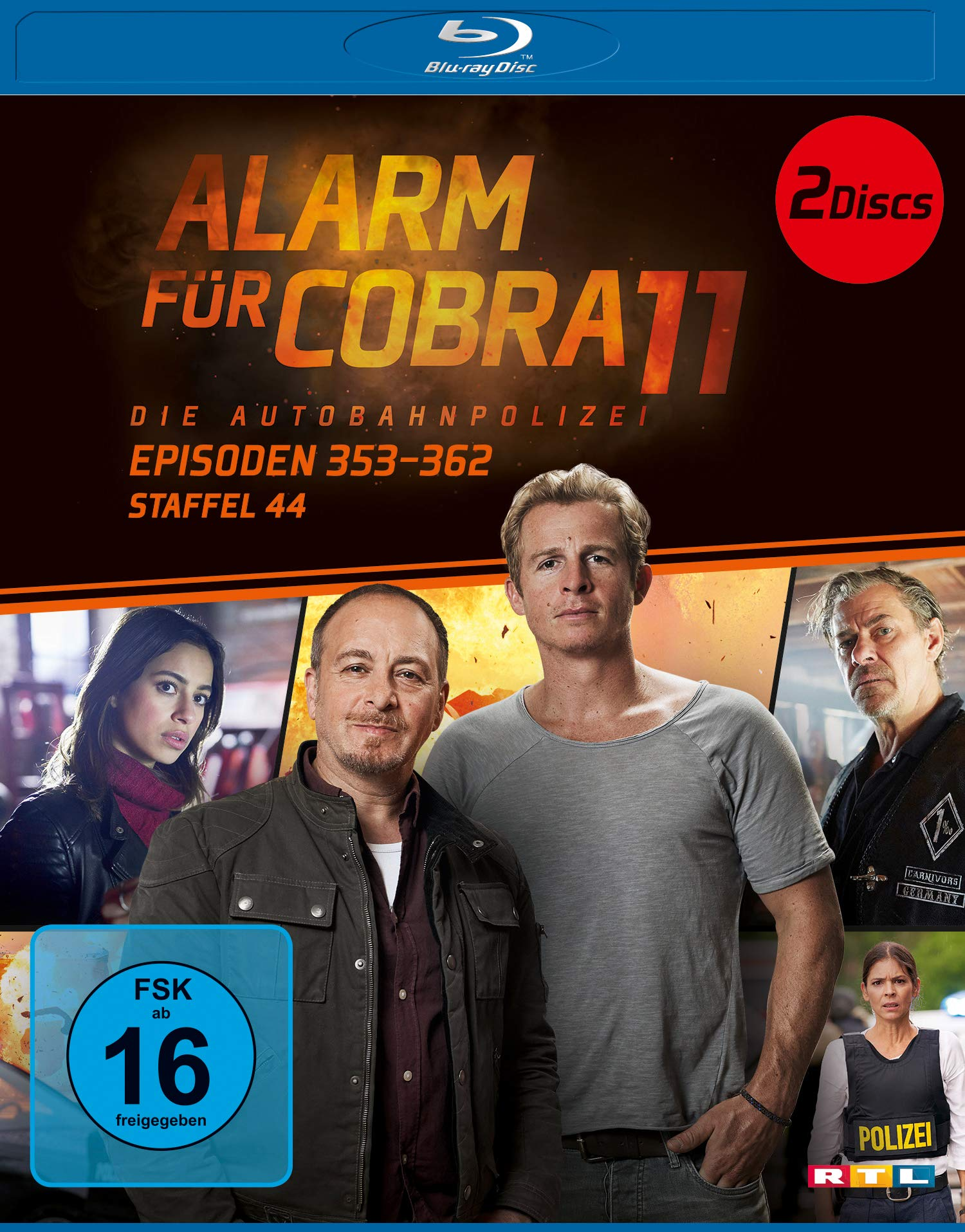 Staffel 44 BluRay Disc