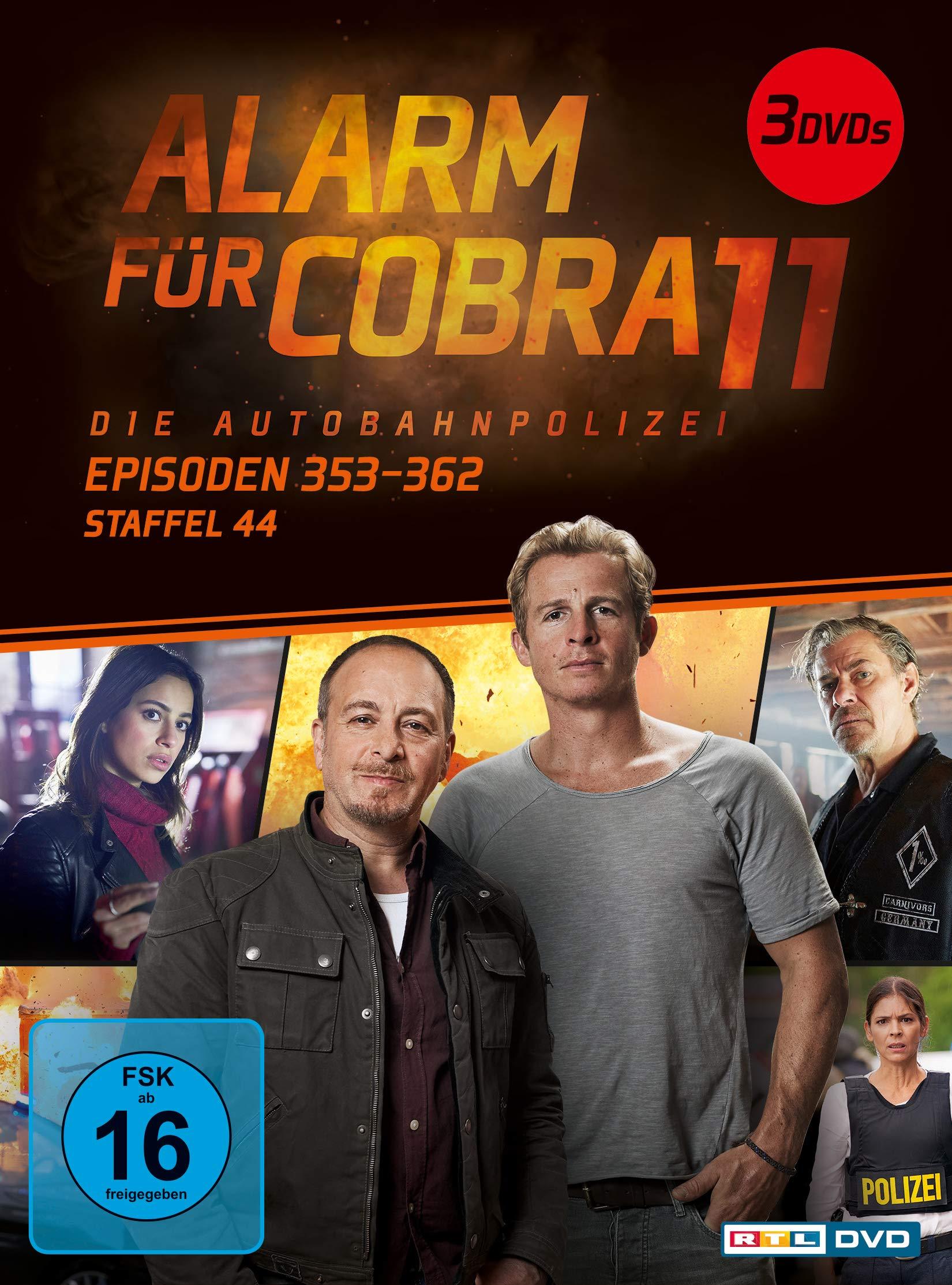 Staffel 44 DVD